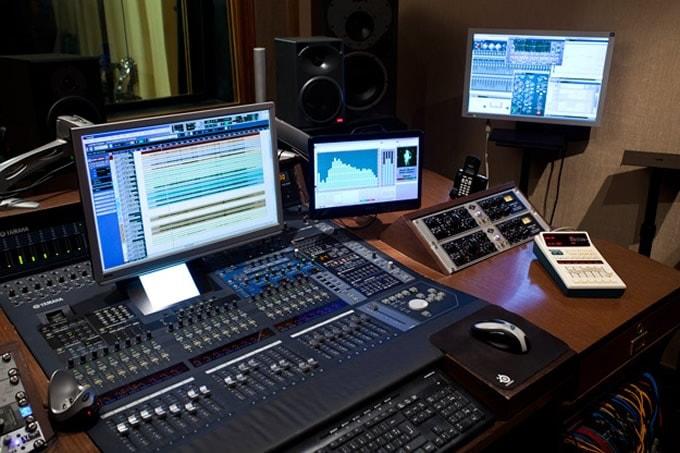 correzione acustica studio