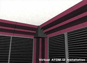 Atom 12 ( Bass Traps KIT )
