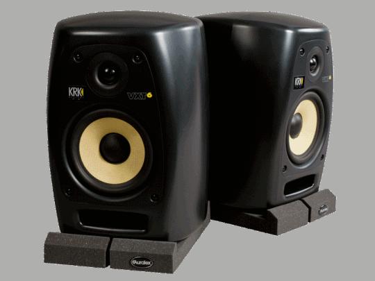 Auralex MoPAD Disaccoppiatori di Monitor