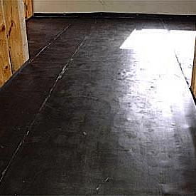 pavimento isolante uboats