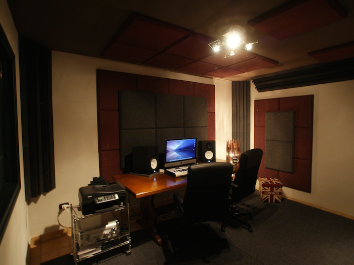trattamento acustico home studio