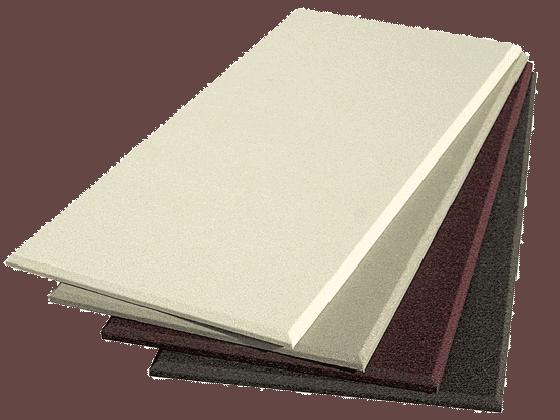 Rivestimento fonoassorbente isolante acustico adesivo terminali antivento per stufe a pellet - Pannelli fonoassorbenti decorativi ...