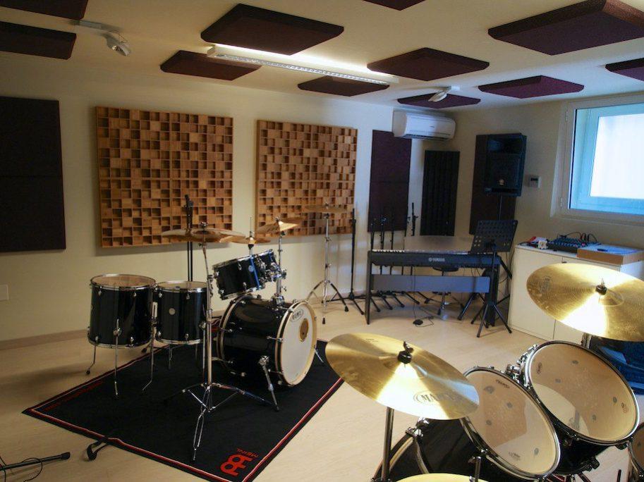Auralex Wave Prism , Bass Traps LENRD, Studiofoam Sonoflat