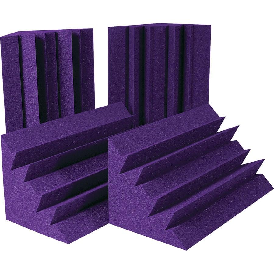LENRD Bass Traps - Purple (viola)