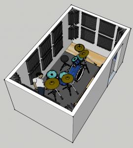 Kit Auralex Roominator Project 2