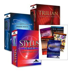 Bundle: Trilian + Omnisphere 2 + Stylus RMX + All SAGE Expander