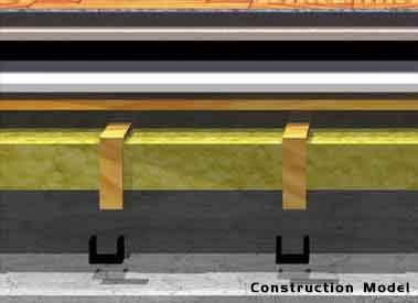 costruzione isolamento acustico auralex