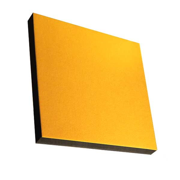 Pannelli fonoassorbenti Flatties FLA22 YELLOW