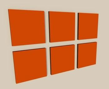 esempi applicazione pannelli fonoassorbenti FLATTIES