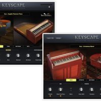 Spectrasonics Key scape scatola boxed duos