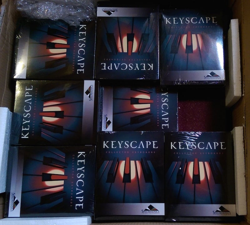 scatole spectrasonics keyscape