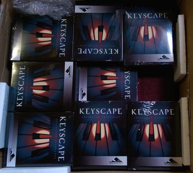 scatole spectrasonics keyscape