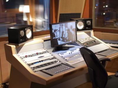 mobili da studio buso audio