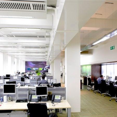 Correzione acustica degli uffici