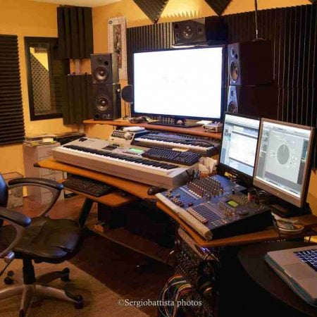 Trattamento Acustico CM Studio – Roma