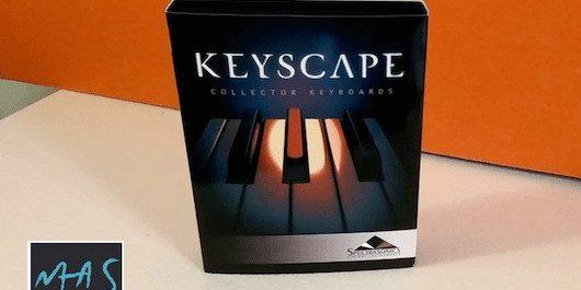 spectrasonics keyscape unboxing