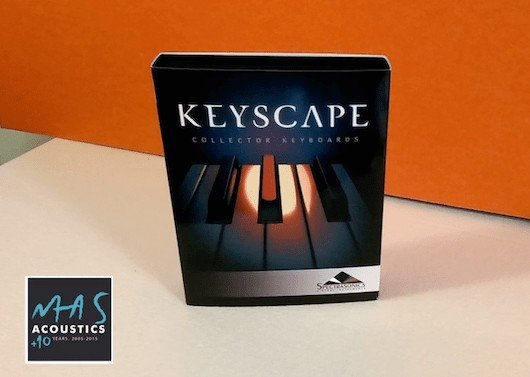 spectrasonics keyscape unboxing