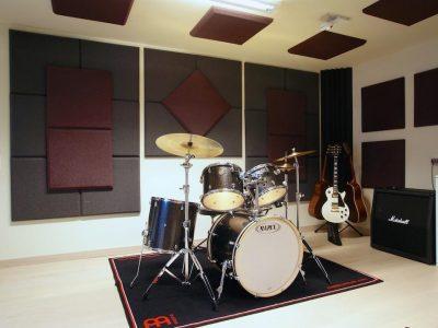 pannelli fonoassorbenti Studiofoam Sonoflat , Bass Traps LENRD