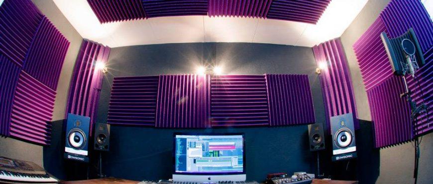 applicazioni Studiofoam Wedges 5cm , Bass Traps LENRD, Kit Roominator Project 2 , Kit Roominator Deluxe Plus
