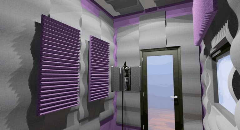 Studiofoam Wave , Studiofoam Wedges 5cm