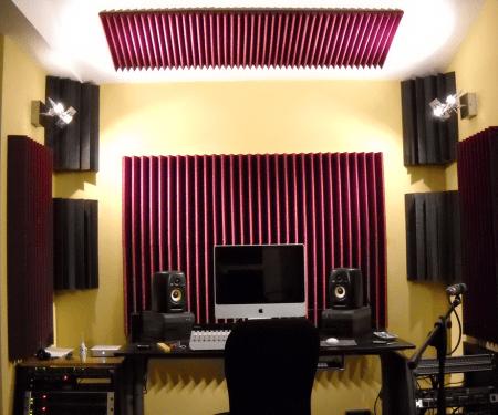 Trattamento Acustico  PAF Studio