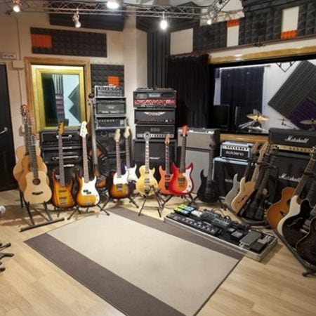 Studio di registrazione Soiart Badalona