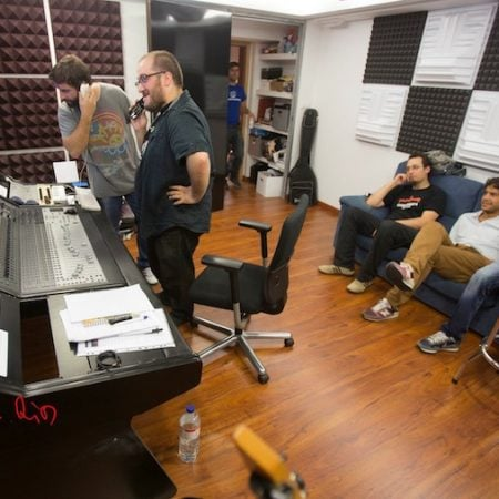 Trattamento Acustico Drum & Roll Studio