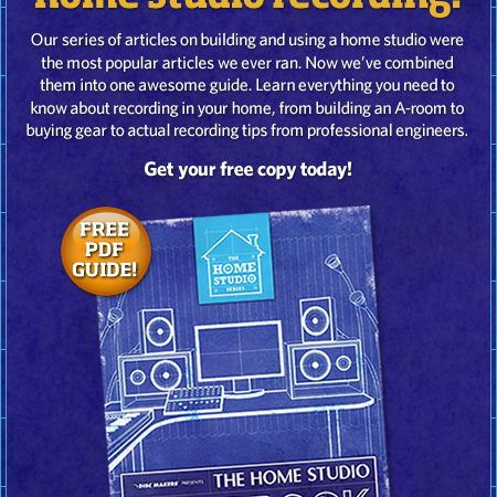 Home Studio Recording – Il manuale