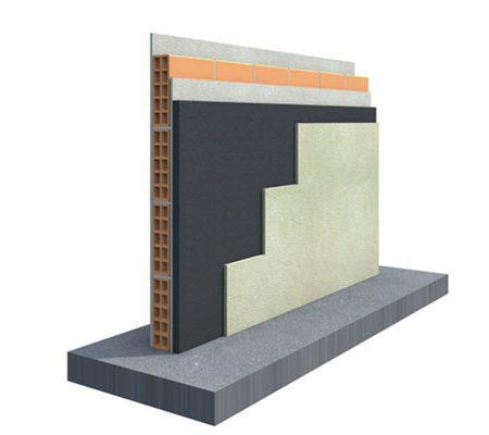 Come isolare una parete