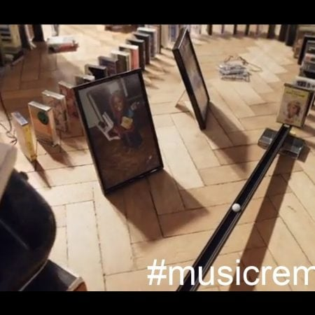 Music Remains – la storia della musica moderna in 90 secondi !