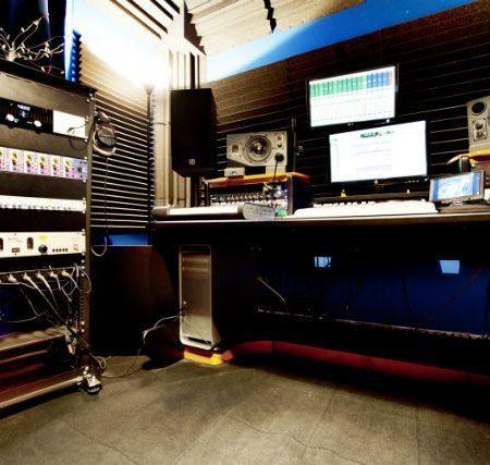 Trattamento acustico Slam Studio
