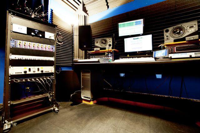 Trattamento acustico slam studio - Mobili studio registrazione ...