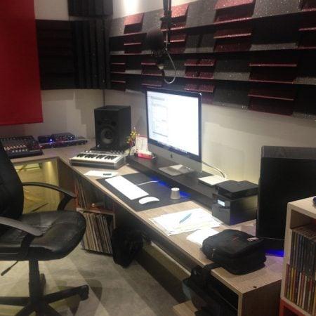 Trattamento Acustico Sala Speaker Radio
