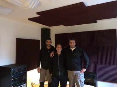 Trattamento  e Isolamento Acustico Project Studio Arcidiapason – Roma