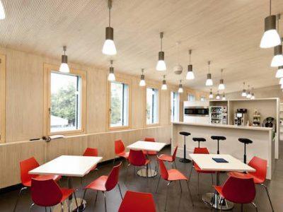 Bürogebäude LIGNO Akustik light