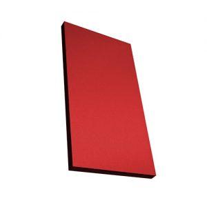 Flatties 120x60 06 RED