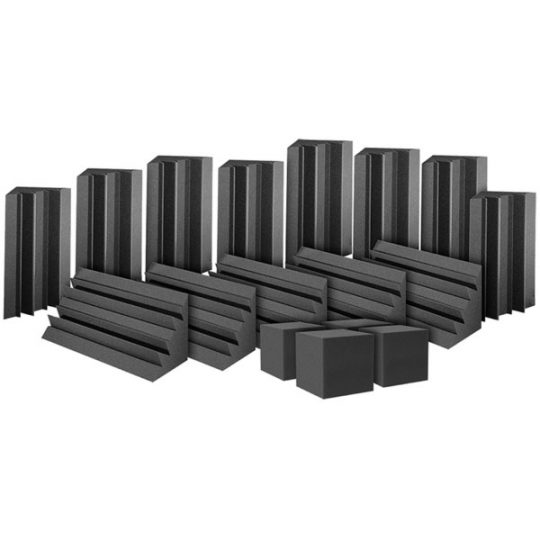 auralex atom 12 bass traps