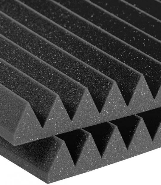 Studiofoam Wedges 5cm Charcoal
