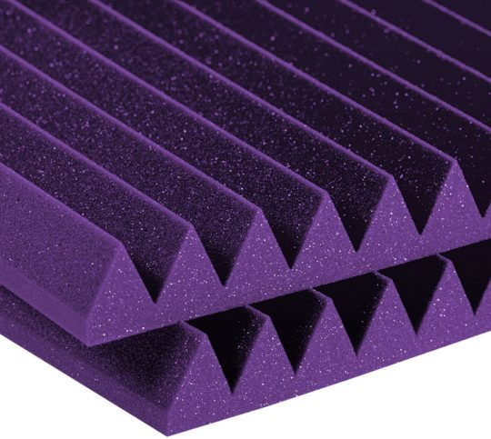 Studiofoam Wedges 5cm Purple