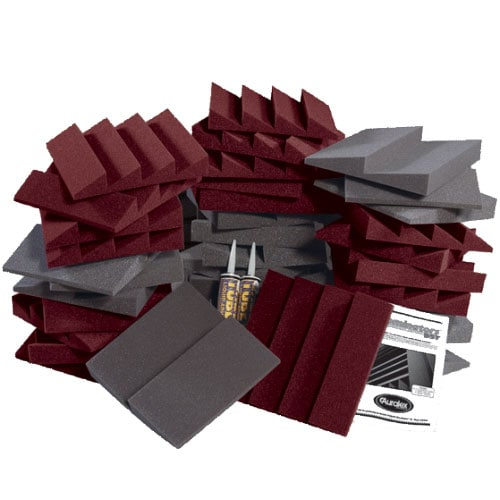 Kit Roominator D36-DST™ burgundy
