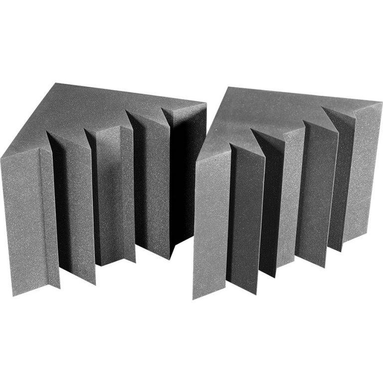 MEGA LENRD Bass Traps - charcoal (grigio)