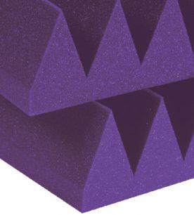 Studiofoam Wedges 10cm Purple