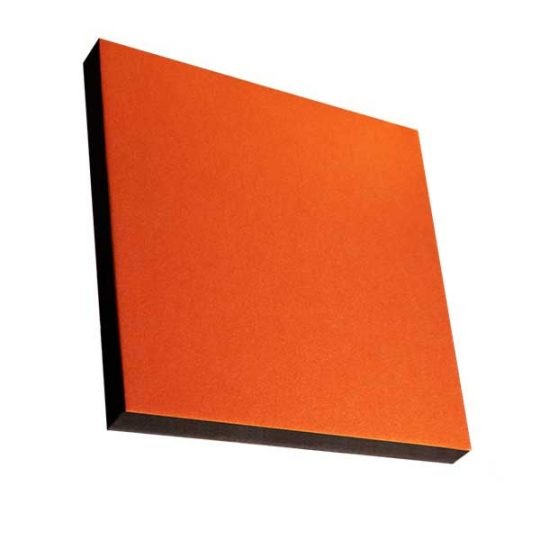 Pannelli fonoassorbenti Flatties FLA22 CIELO ORANGE