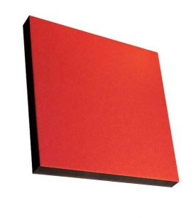 Pannelli fonoassorbenti Flatties FLA22 RED