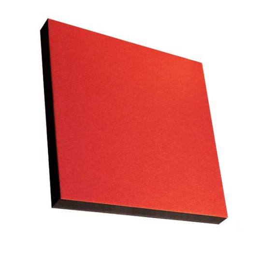 Pannelli fonoassorbenti Flatties FLA22 RED