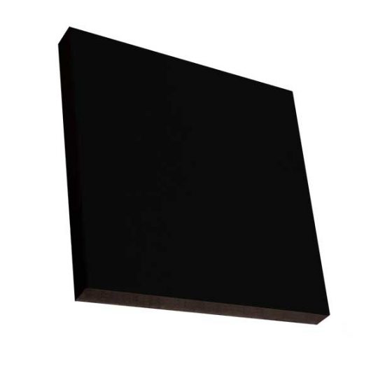Pannelli fonoassorbenti Flatties FLA22 ALL BLACK