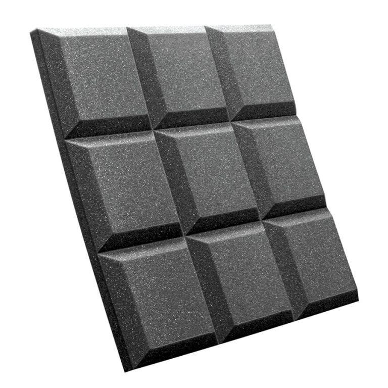 SonoFlat-Grid charcoal (grigio)