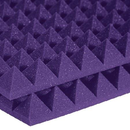 Studiofoam Pyramids 5cm - Purple