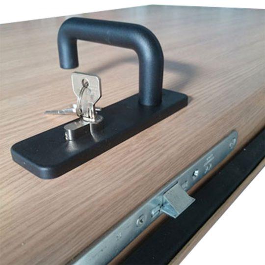 porta acustica 55dB