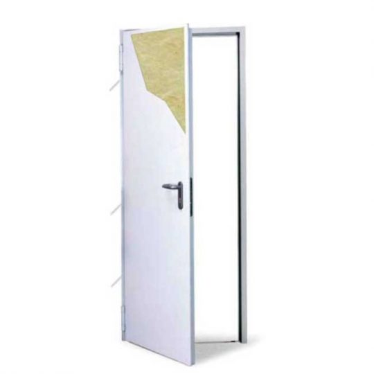 porta acustica fonoisolante 42db